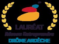 Lauréat réseau entreprendre Drôme Ardèche