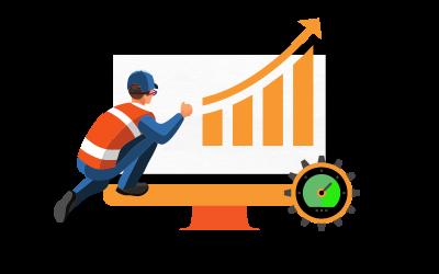 Industrie, 8 actions pour gagner en productivité avec l'affichage dynamique.